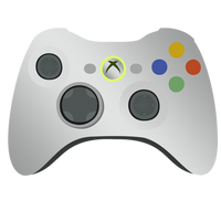 Xbox 360 Controller Vector by ikillyou121