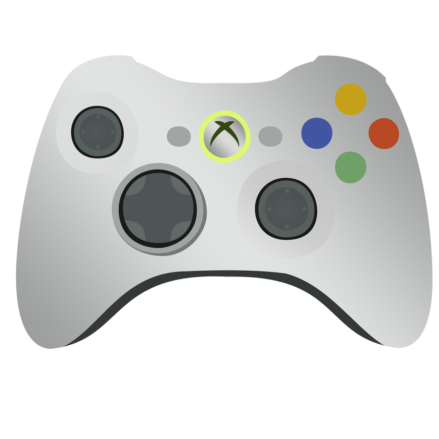 Xbox Controller Transparent Background