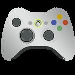 Xbox 360 Controller Vector