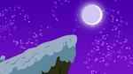 Cliffside Background