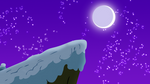 Cliffside Background (Shaded)
