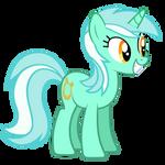 Lyra Heartstrings Vector