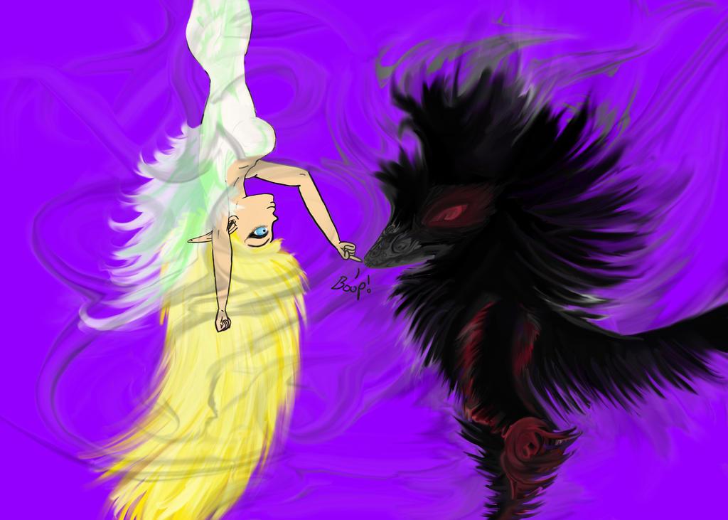 Shadow Pet by weirdscopio18