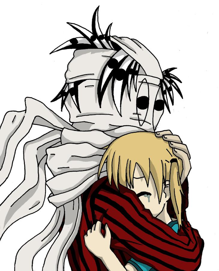 Hug by KishinSoul
