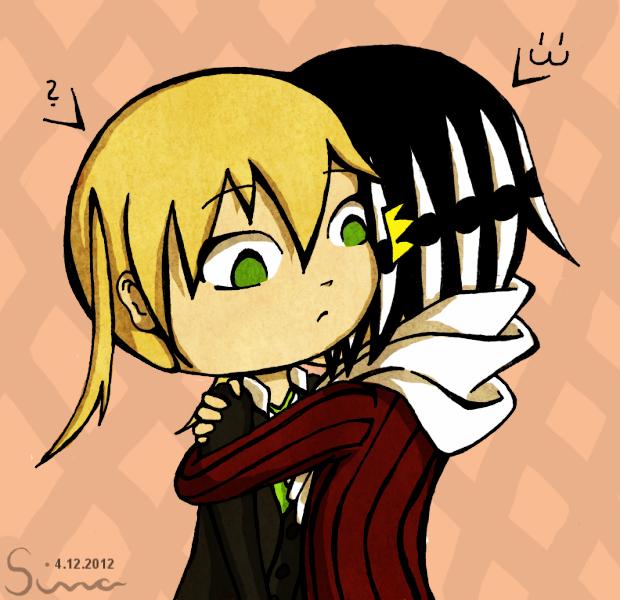 Just a little hug by KishinSoul