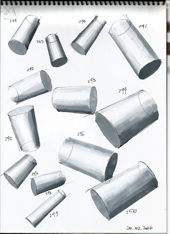 Cylinders12 by Rafael-Goncalves