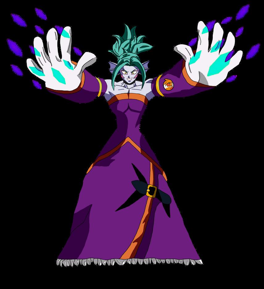 Dercori Of Universe 4 With Talisman Illusion By