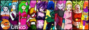 Dragon Ball Super Girls
