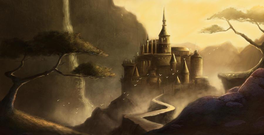 castle by xiauyinn