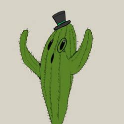 Proper Cactus by NuraSkye