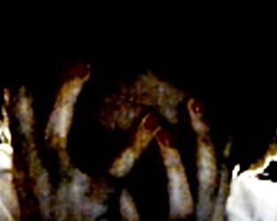 scary fingers by NuraSkye