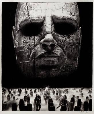 Prometheus by Babettevr