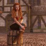Tanya Gypsy Dancer