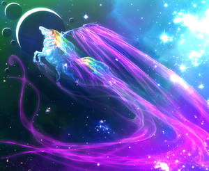 Rainbow Dash MECHA to the moons and beyond