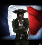 French Privateer - Commission