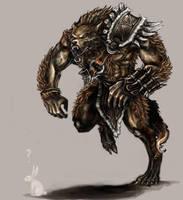 Werewolf vs Rabbit: Part 1 by Nith47