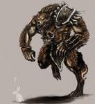 Werewolf vs Rabbit: Part 1