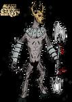 God of War Satyr by LegendaryRey