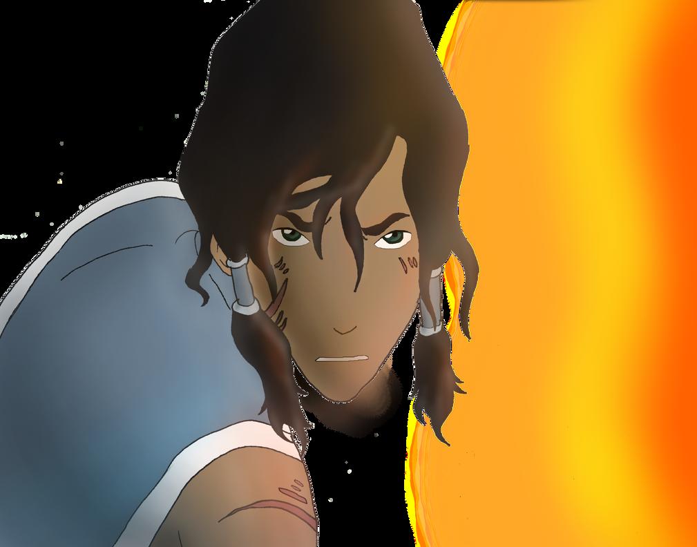 Avatar Korra by MPdigitalART on DeviantArt