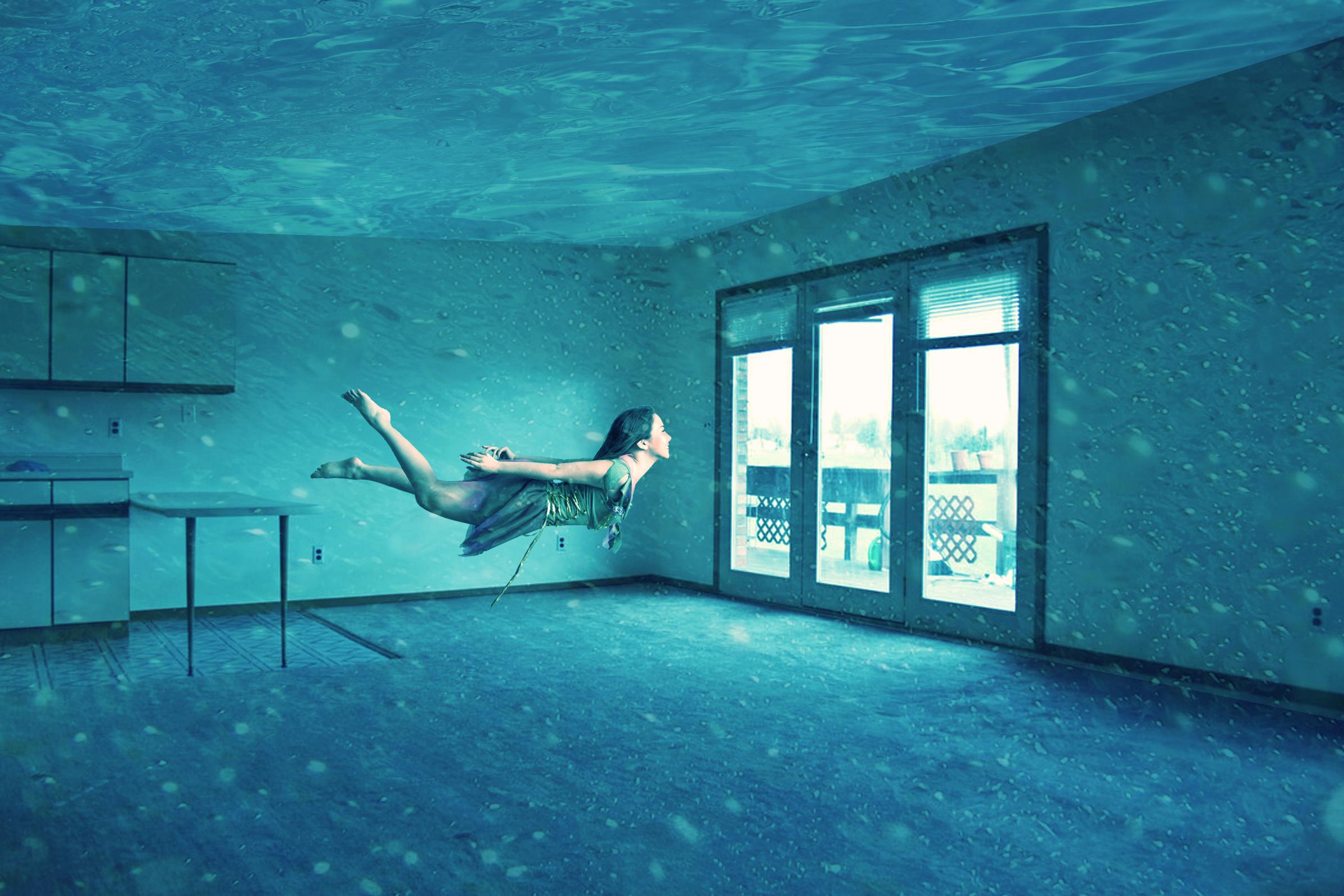 Underwater Apartment By Legendaryrey