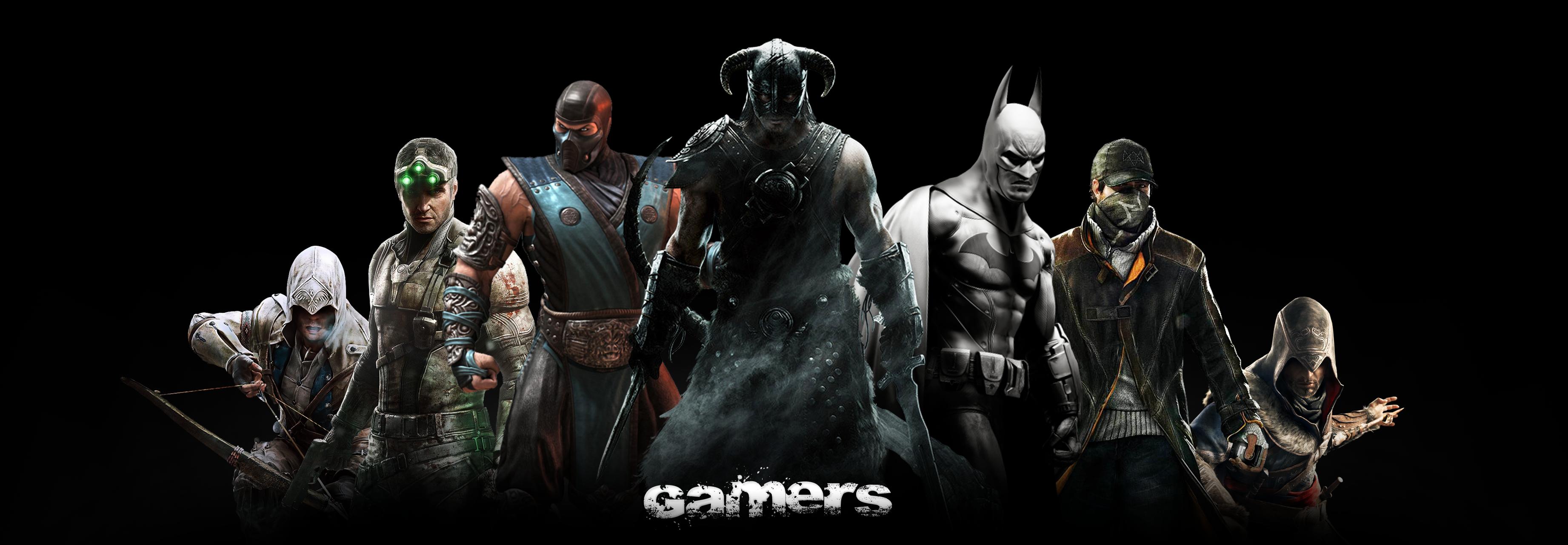 am a gamer wallpaper by legendaryrey customization wallpaper other ...