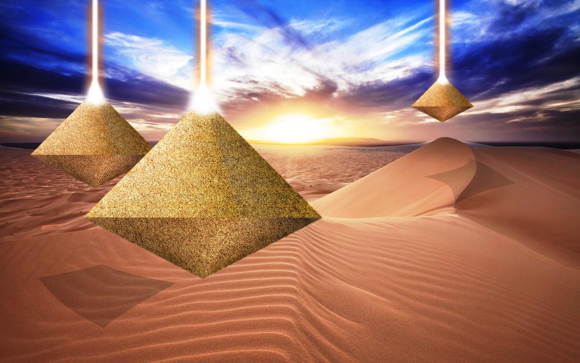 Shurima Desert Photomanipulation by LegendaryRey