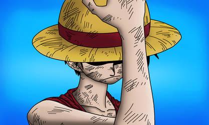 Luffy by LegendaryRey