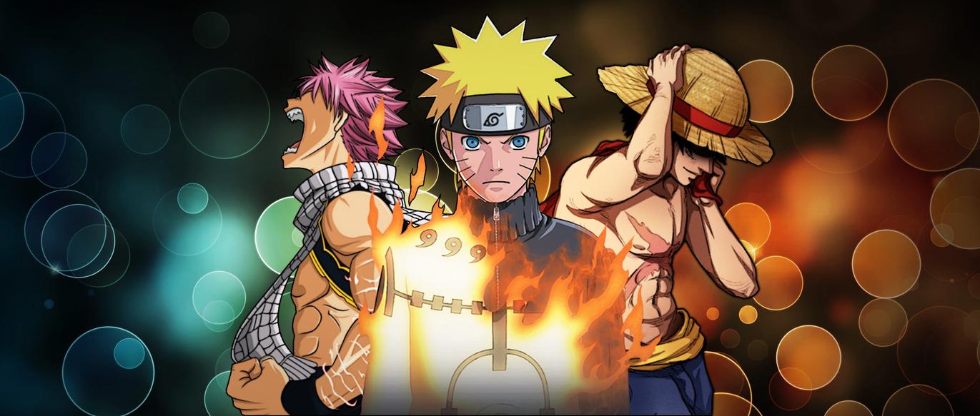 Anime Crossover Signature by LegendaryRey