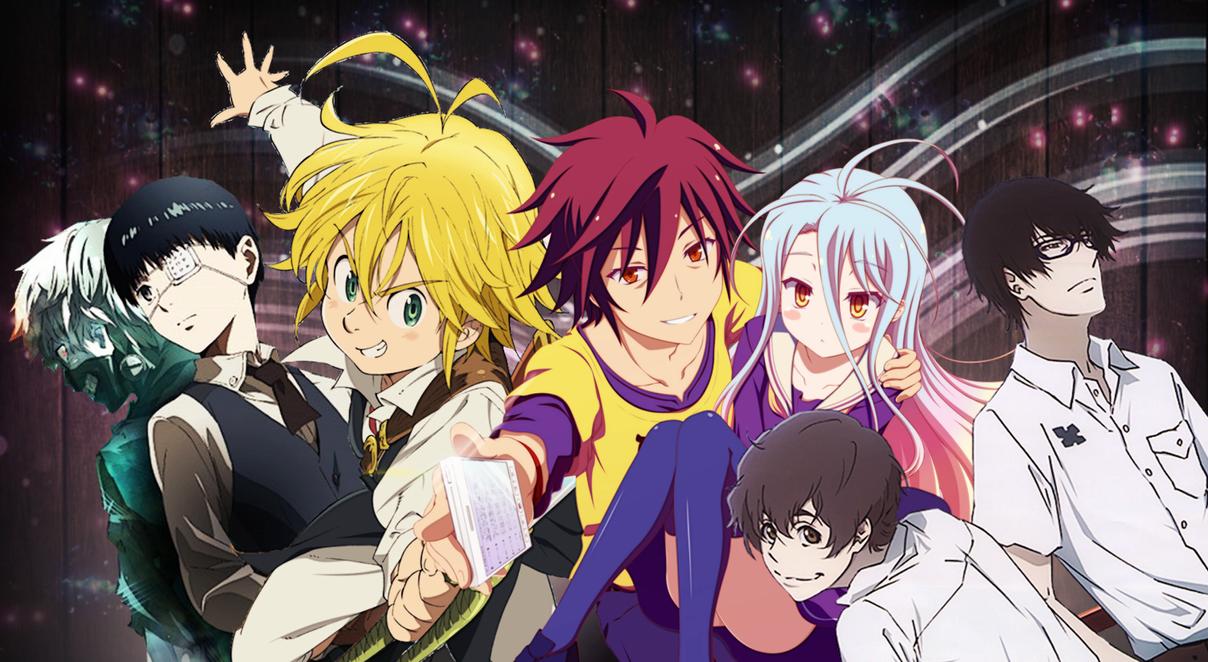 2014 Anime Signature by LegendaryRey