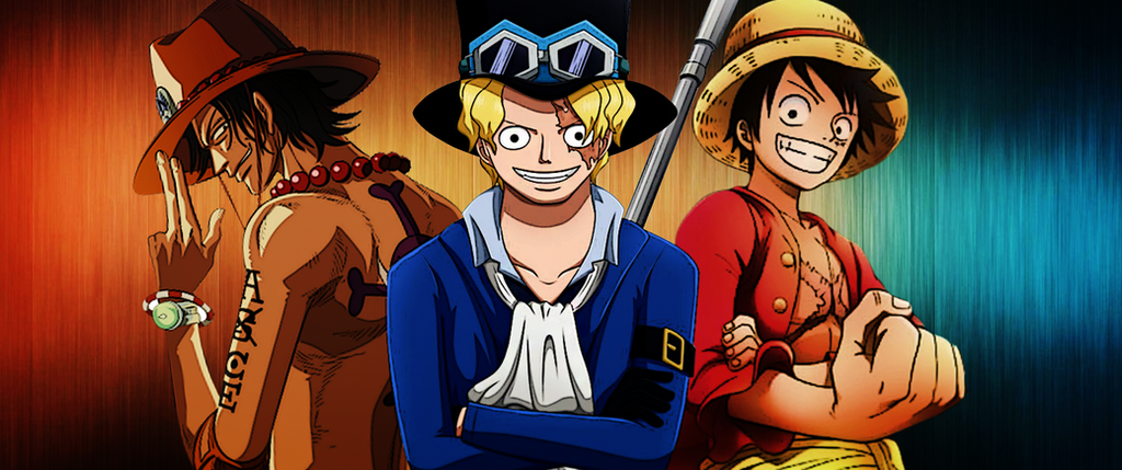 ace and luffy fighting wallpaper - photo #15