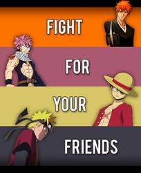 Shonen Anime Wallpaper