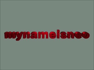 mynameisneo's Profile Picture