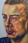 Portrait Series WanderingWarri by rachelab74