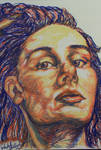 Portrait Series-Fractionalself by rachelab74