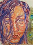 Portrait Series-Angelameds by rachelab74