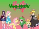 Vannamelon Tribute Poster