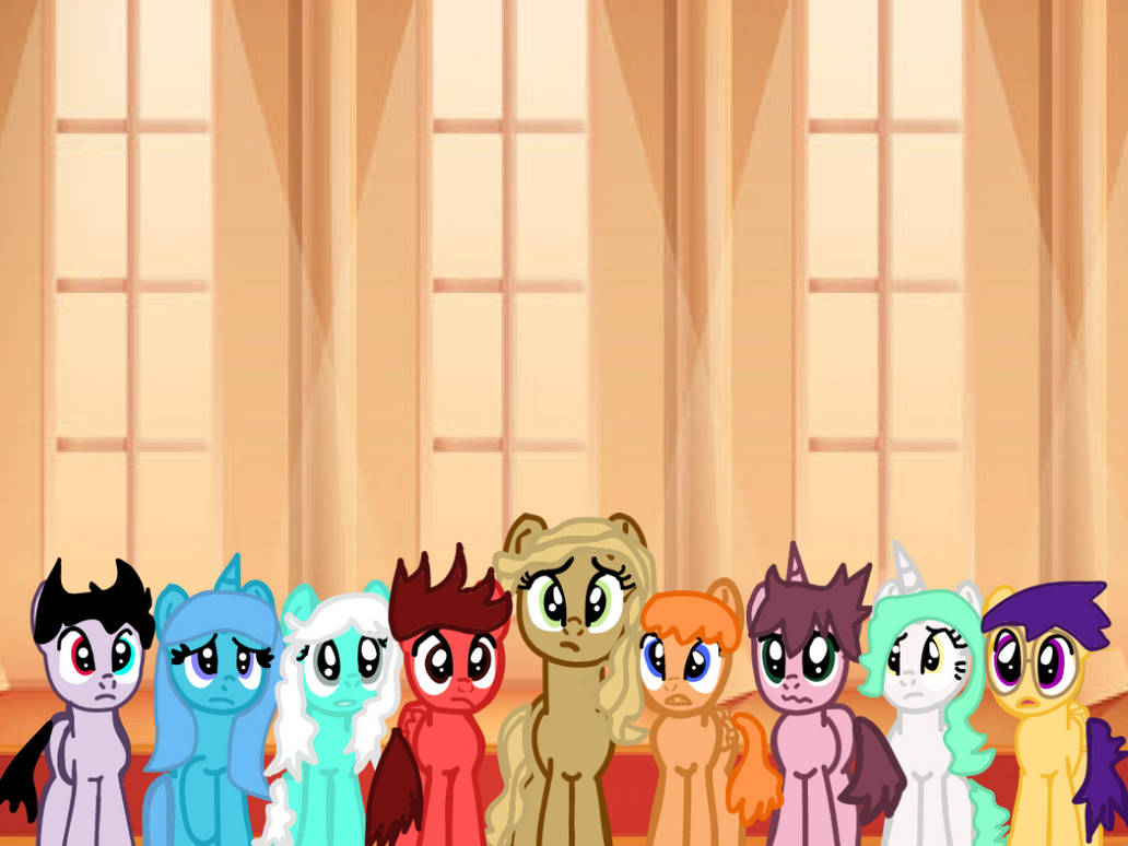 The Kidnapped Ponies AKA The Illusion Minions