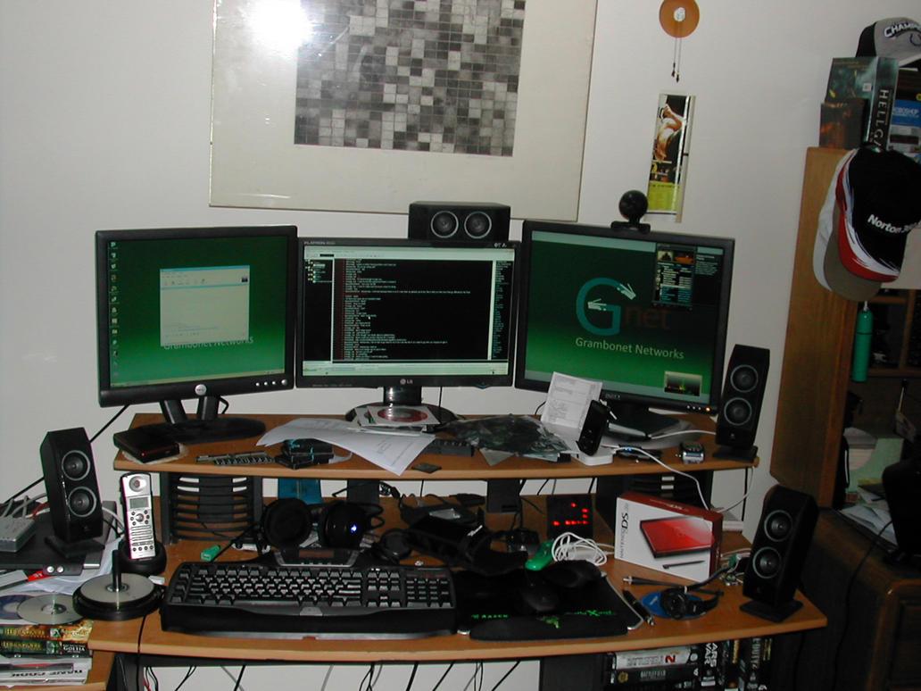 Desktop SS by cowkilla