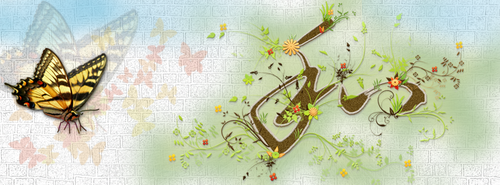 Spring Wall : Facebook Cover Image by instantsoul