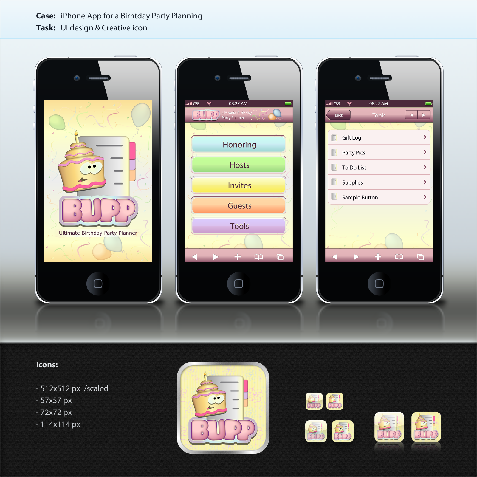Mobile app design by instantsoul on deviantart for Mobel design
