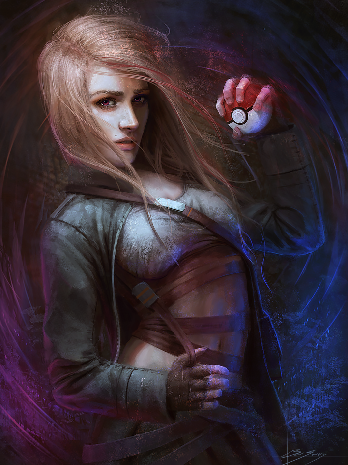 Pokemon Trainer by Dropdeadcoheed