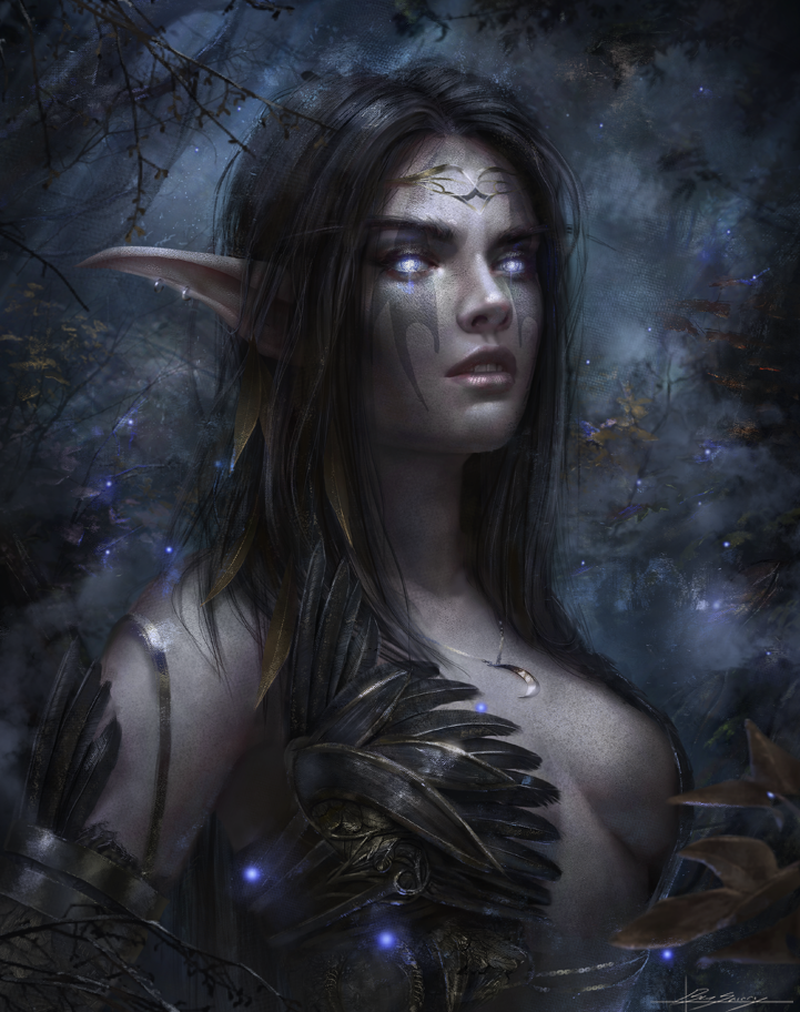 Image result for beautiful elf art