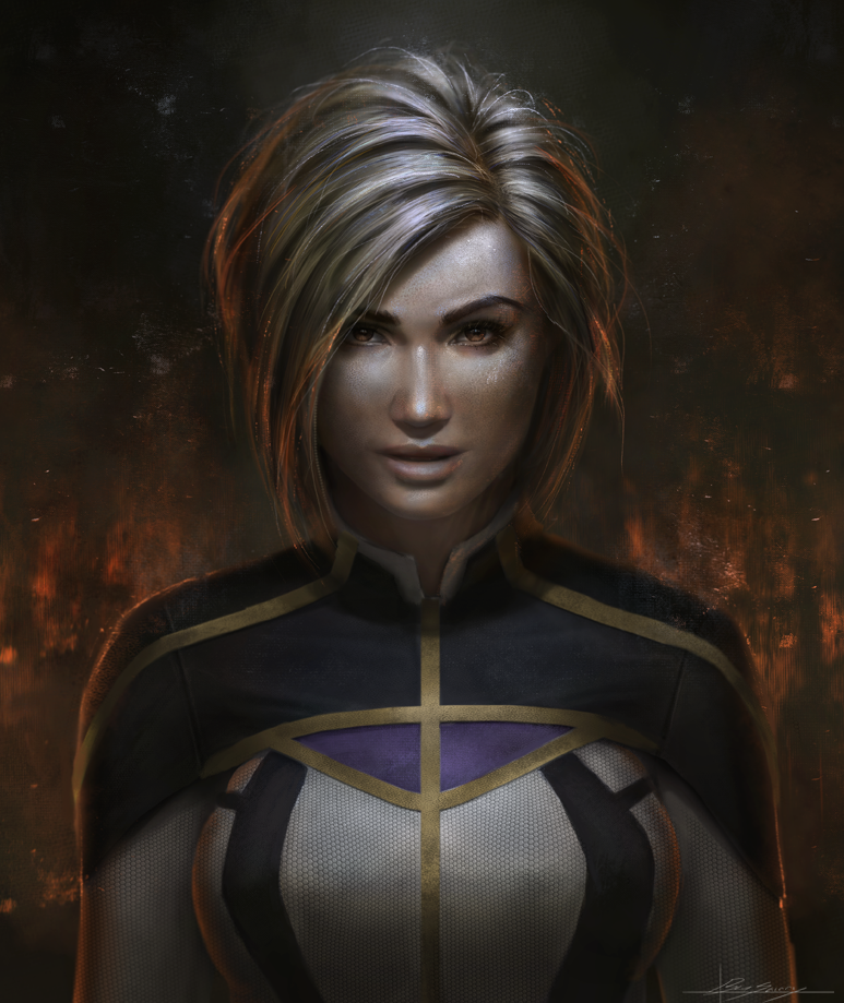 Cecile by Dropdeadcoheed