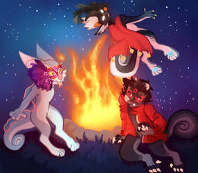 Firefly Fire n Chill