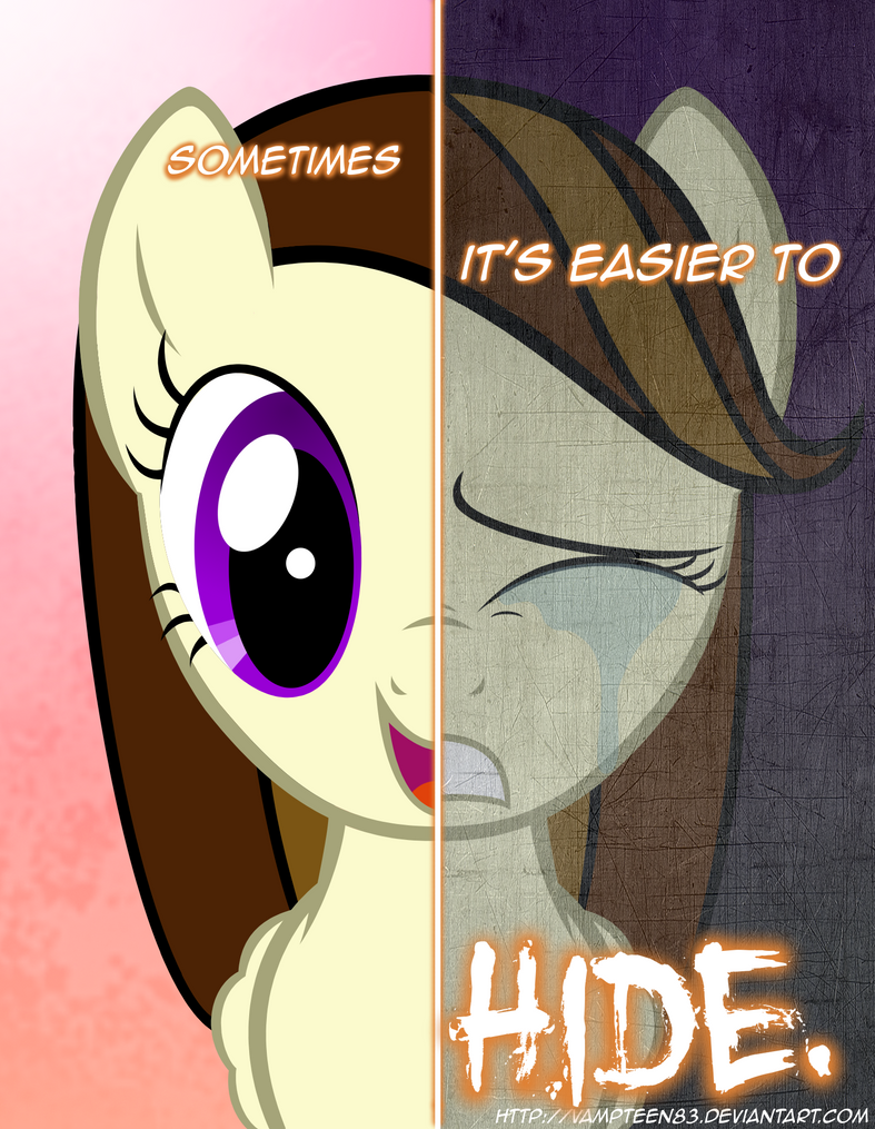 MLP - Two Sides of Daydream by VampTeen83 on DeviantArt