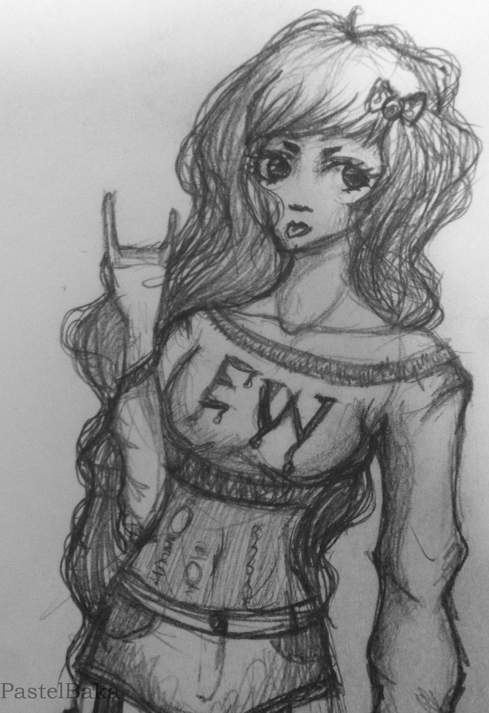 Ew by PastelPaca