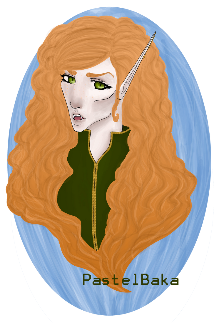 The Elven Prince by PastelPaca