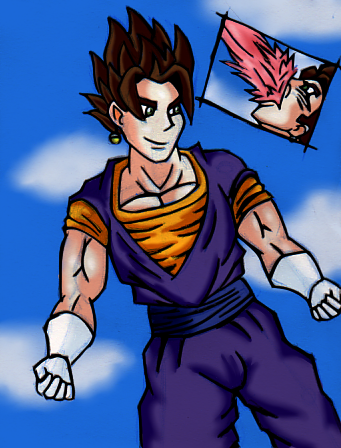 Old Simple Vegito Muscle Growth Comic Part 1 By Super Buffed On Deviantart