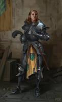 Knight Woman