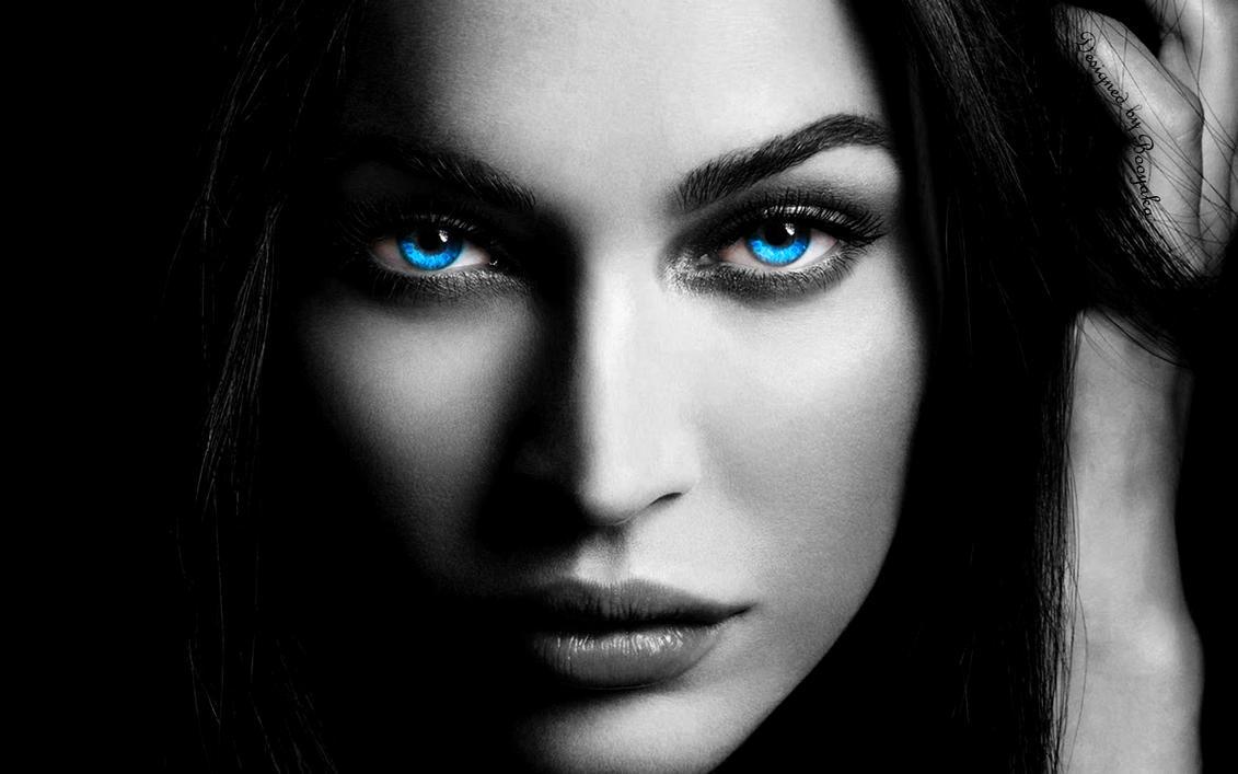 blue eyes. by bKKa619